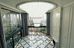 otel dekorasyonu, otel aydınlatma, otel görselleri, otel gergi tavan, otel avize gergi tavan, otel barrisol
