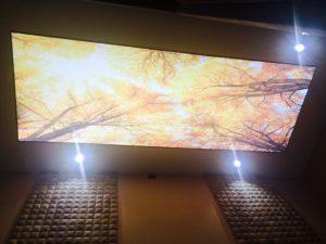 modern gergi tavan modelleri, gergi tavan aydınlatma, 3d gergi tavan, gergi tavan ev dekorasyonu
